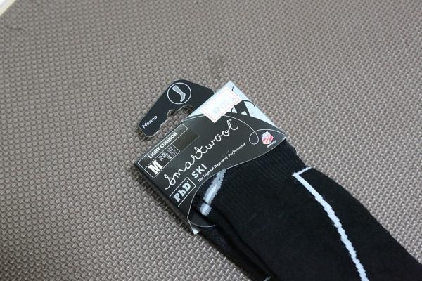 Smart wool phd Ski light coshion