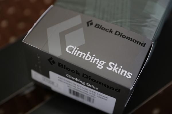 climbing skins