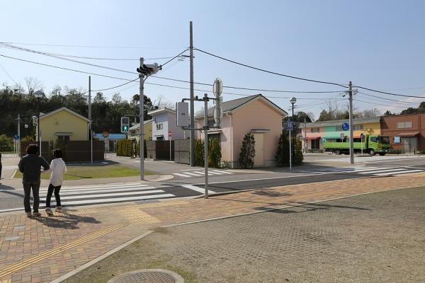 豊田市交通公園 その1