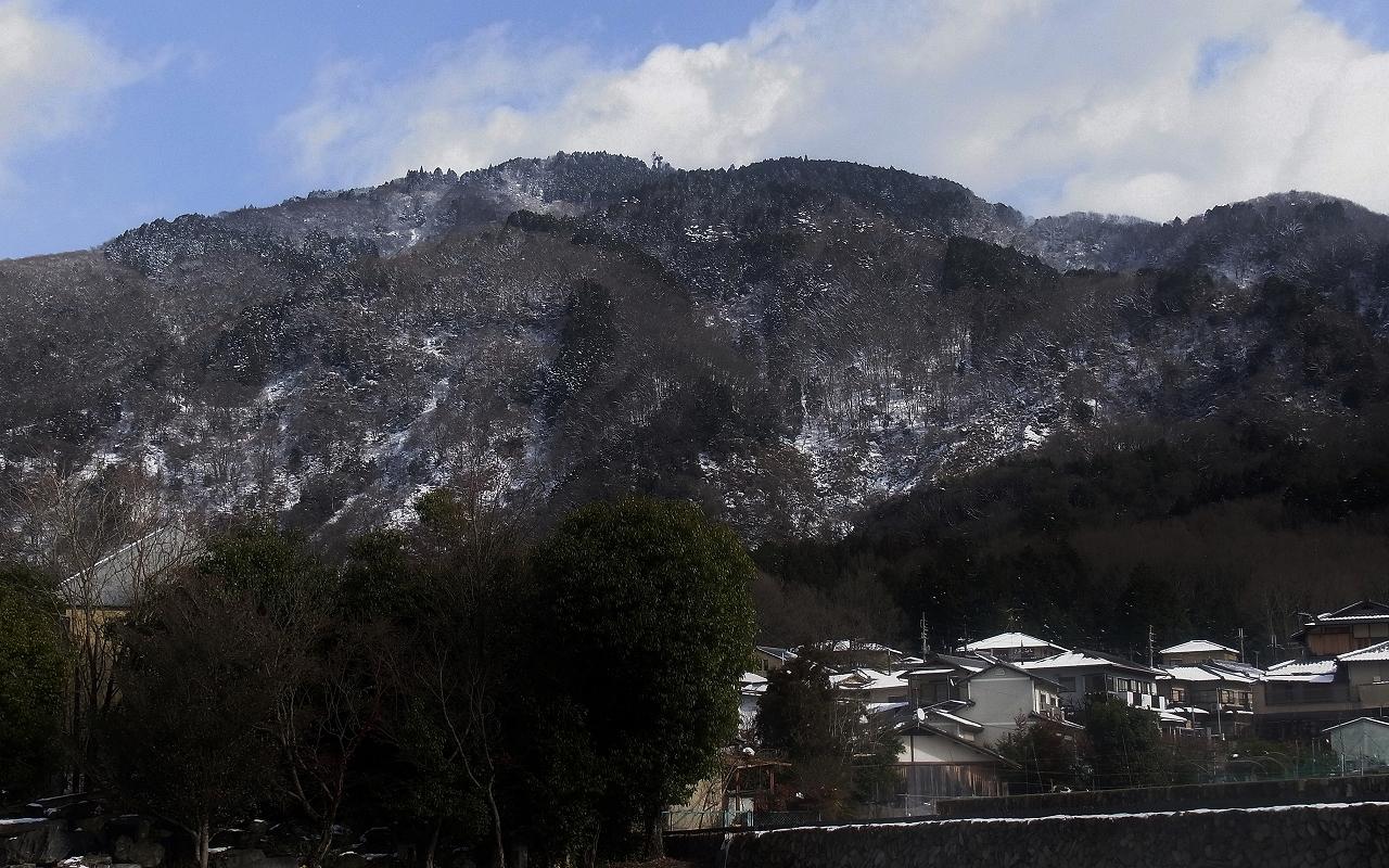 X150比叡山