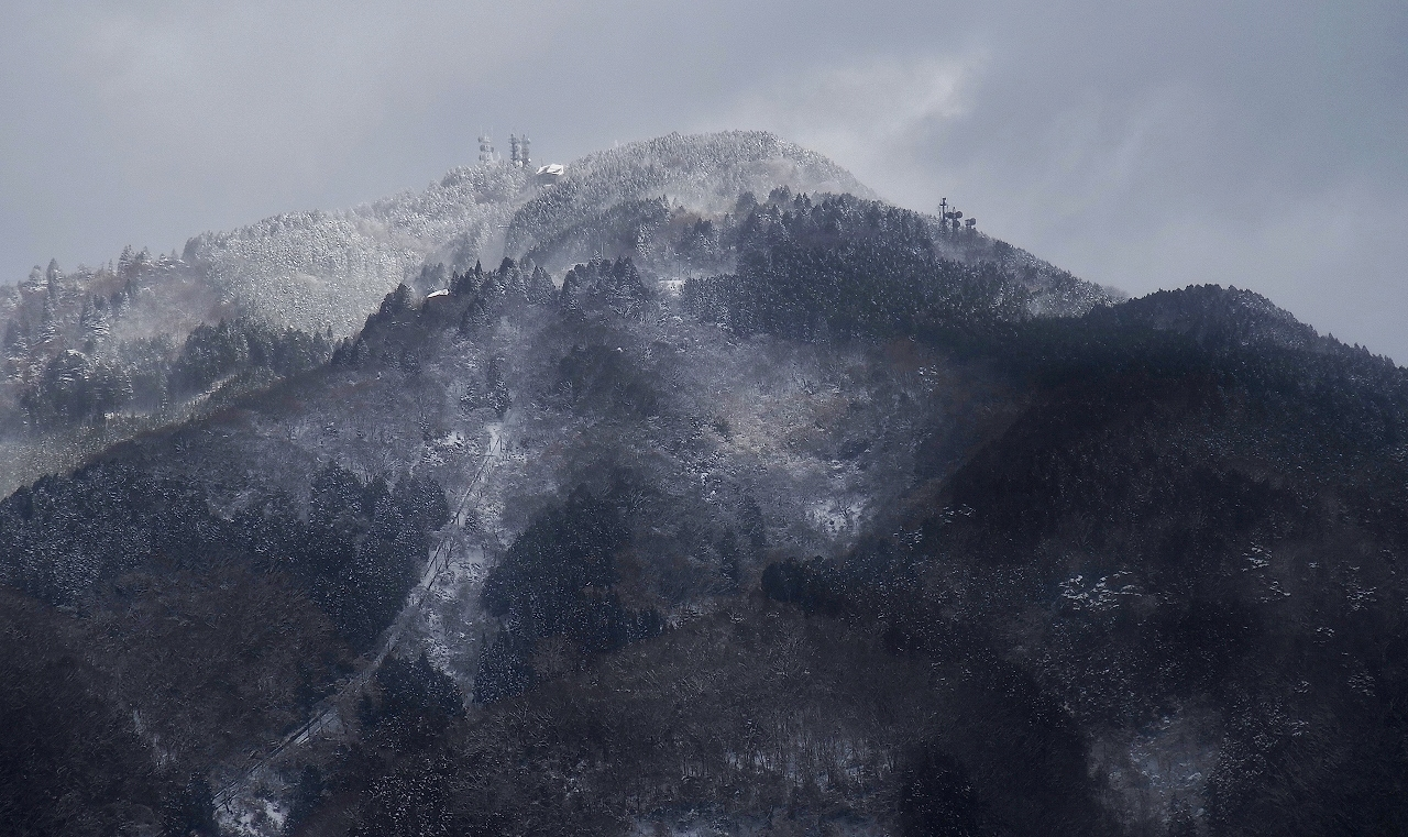 X140比叡山