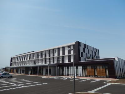 役場新庁舎