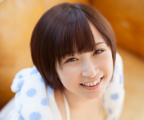 きみの歩美|アイドル級の女の子エロ画像100枚!笑顔がかわいいショートヘアの美少女ヌード画像集