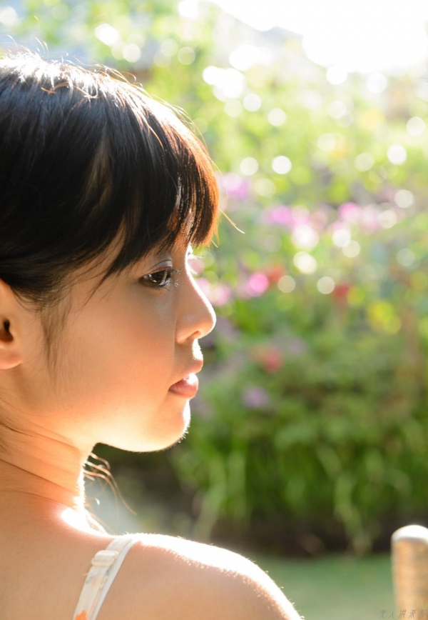 紗藤まゆ (さとうまゆ) 勃起乳首の美少女ヌード画像125枚のa003番