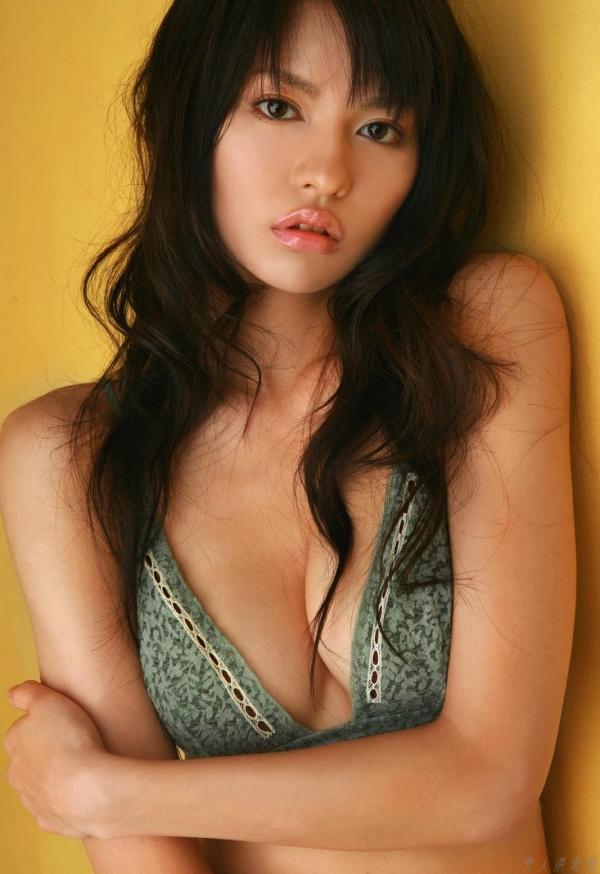 グラビアアイドル 白鳥百合子 ヌード画像 アイコラ エロ画像015a.jpg