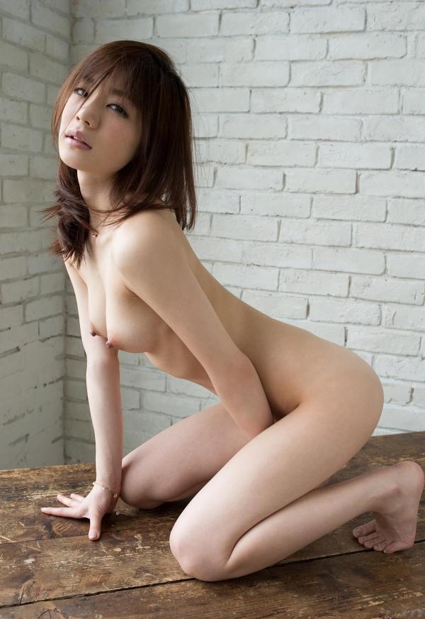 【鈴村あいりエロ画像】鈴村あいり-美乳&くびれ-SEXYヌード画像120枚