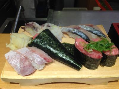 魚がし すし②