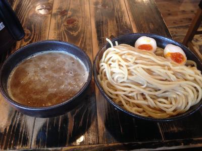 赤羽京介 つけ麺