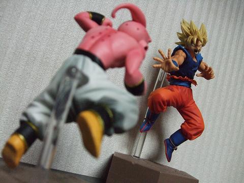 『ドラゴンボール』のプライズ~Fighting Combination~「孫悟空」(5)