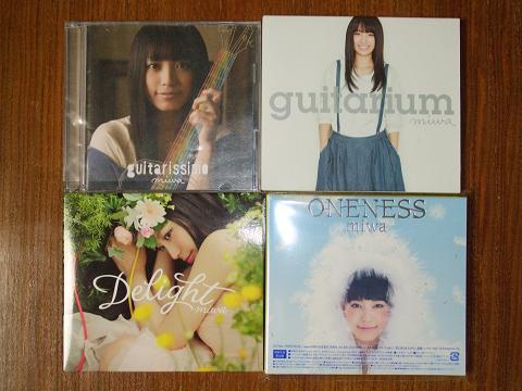 miwaのアルバムを買ってきました(2)