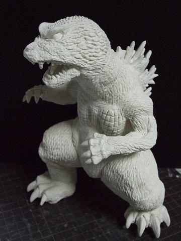 第1作 『GMK(風)ゴジラ』制作記(15)