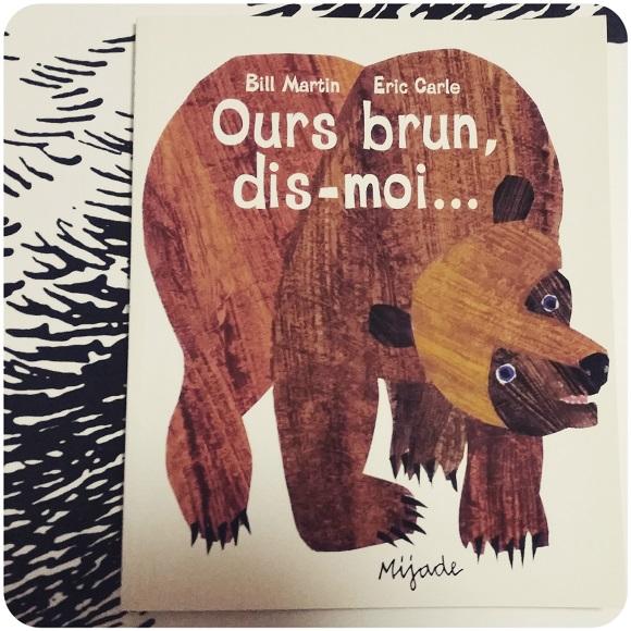 ours brun dis-moi