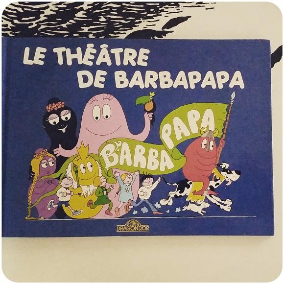 Le theatre de barbapapa