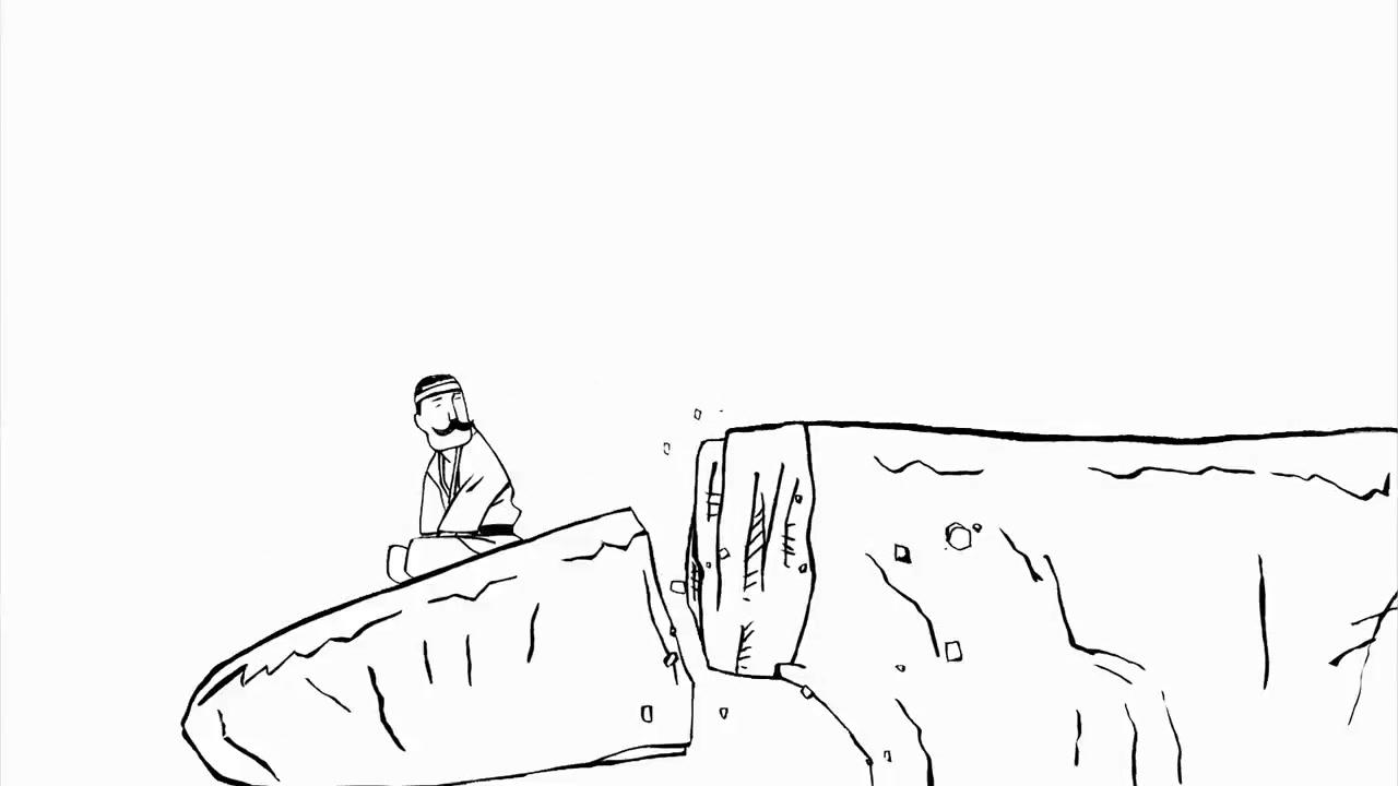 スポーツ大佐 第18話「刺客が山狩りに来た!!」