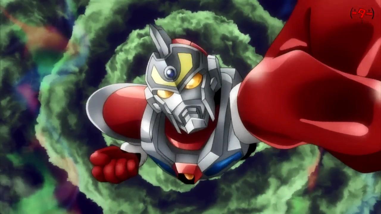 08電光超人グリッドマン
