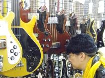 2015 新春楽器屋 二人旅 14