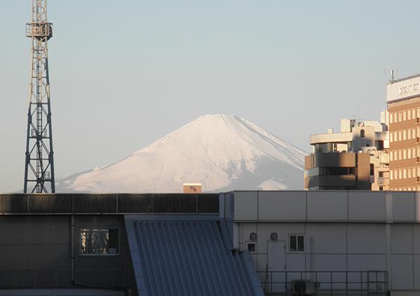 20150102初富士山