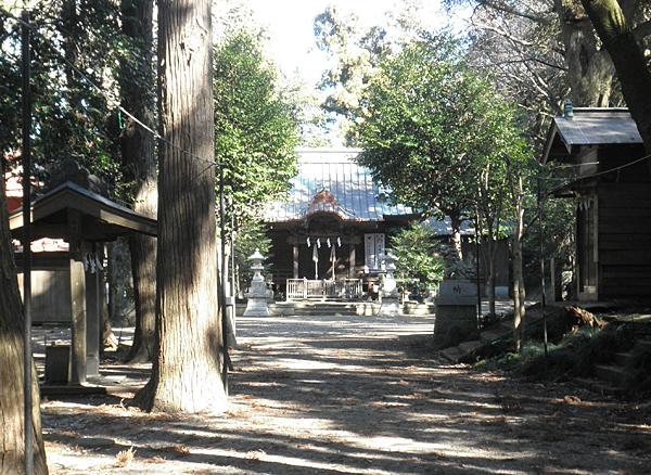 20150118腰掛神社②