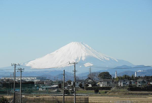 20150118富士山②