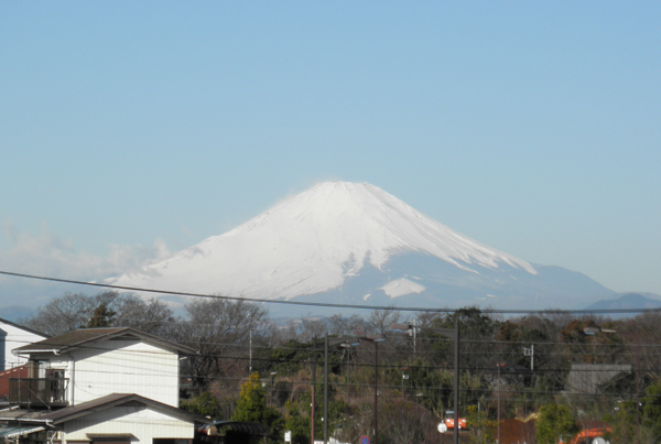 20150302富士山