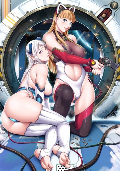 【エロアニメ】DominancE~全裸でも戦えます~【アダルトアニメ】