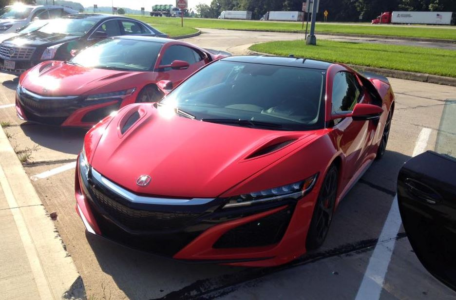 honda NSX 2016 dealer 14