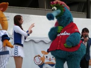 4月20日。いきなりスラ様と遭遇!