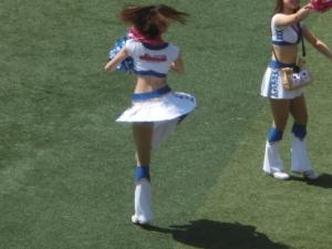 6月29日。このバレエの動きももえさんの魅力。