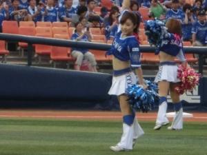 8月9日。スターナイトユニでオープニングダンス!