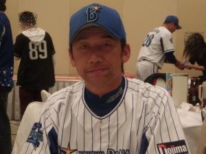 ぼくらの番長!三浦大輔投手。