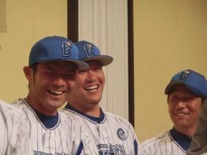 みんな笑顔なのは、嬉しいです!