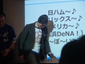 坪井コーチ登場!