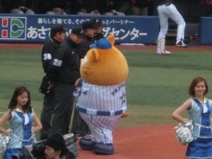 にっこりしてくれた飯塚さん。