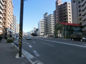 近くでは箱根駅伝。