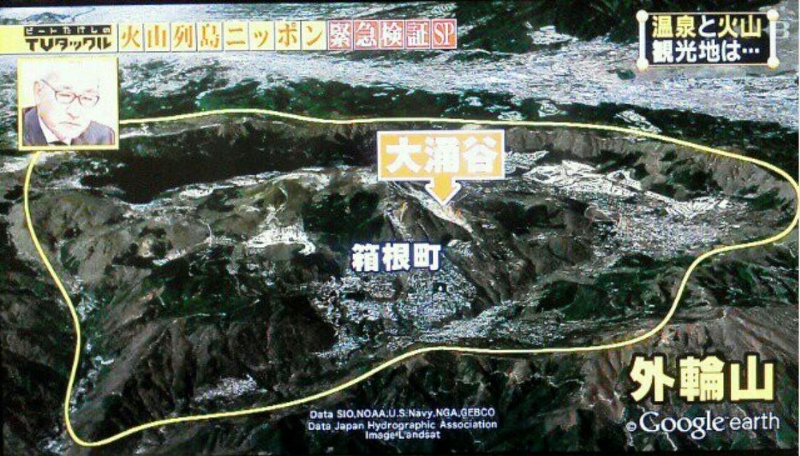 箱根外輪山