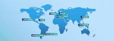 Formura-E 地図2015