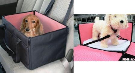 ペット車ボックス