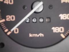 慣らし運転2000~3000km1