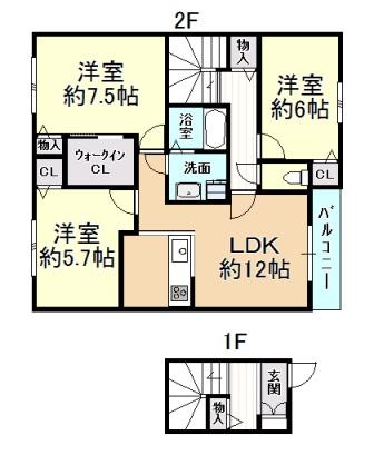 仮称 シャーメゾン吉村邸 203,205