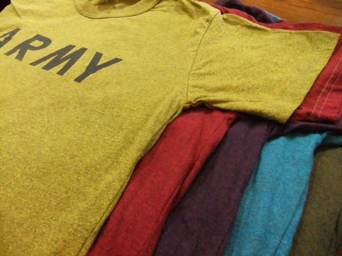 ARMY Tシャツ