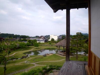 楽山園庭園5