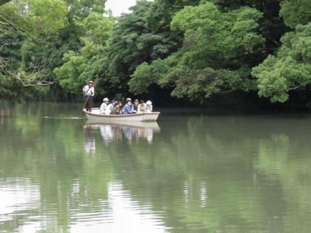 ドンコ舟 038