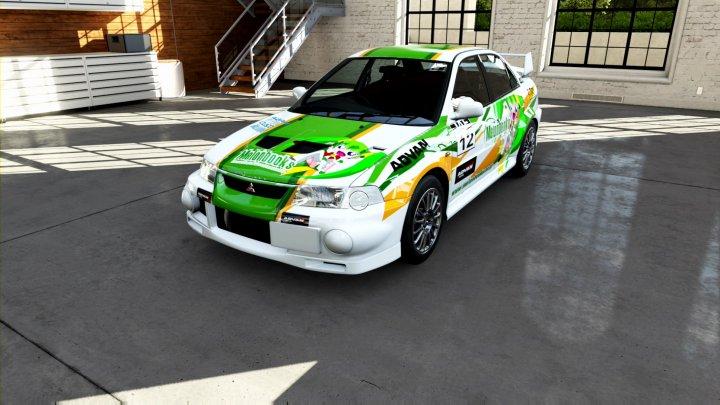 MITSUBISHI Lancer Evolution VI GSR_s