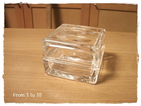 キャンドゥー ガラス小物