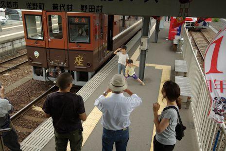 がんばれ三陸鉄道