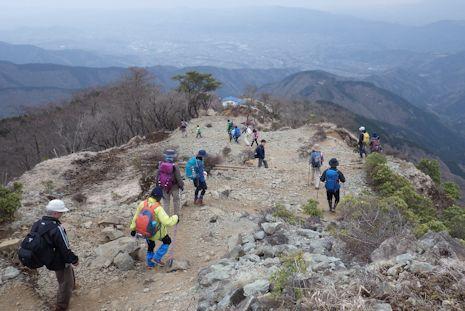 丹沢まつり塔ノ岳エコ登山
