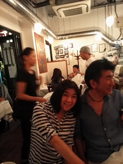 2015 黒澤夫妻とラッコ