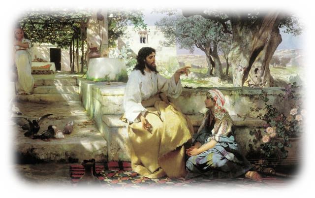 イエスとMaria