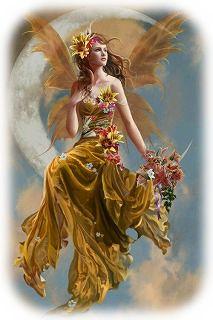 黄色の妖精
