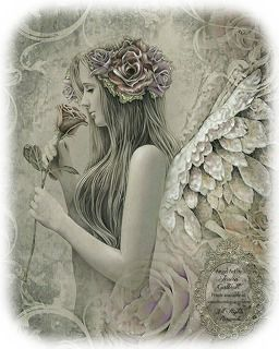 天使の肖像